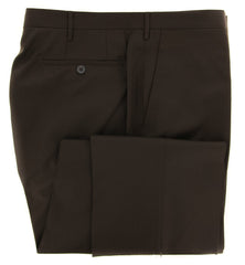 New $450 Rota Brown Solid Pants - Full - 44/60 - (STEWE2C34013)