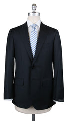 New $3600 Sartorio Napoli Midnight Navy Blue Wool Suit - (UA200S512901R7) - Parent