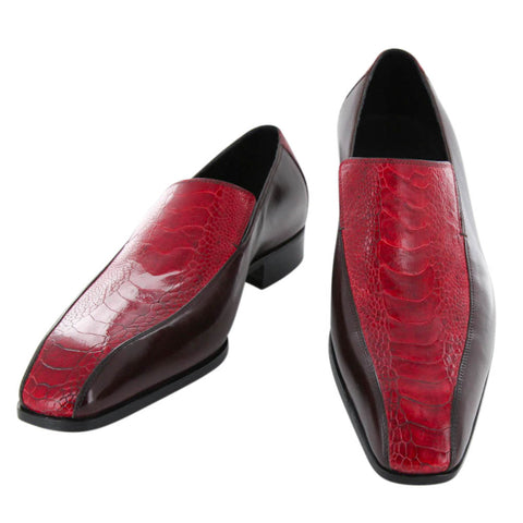 Saint Crispin's Red Shoes - 9 D US / 8 F UK