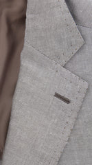 New $3300 Luigi Borrelli Light Brown Sportcoat - 40/50 - (SALINA/B90/C/R)