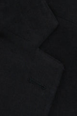 New $1800 Luigi Borrelli Black Sportcoat 46/56