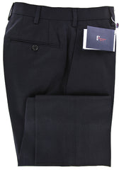 New $600 Donnanna Navy Blue Pants 30/46