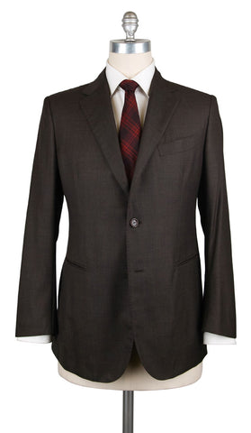Stile Latino Brown Suit