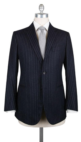 Stile Latino Navy Blue Suit