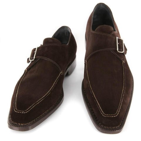 Sutor Mantellassi Brown Shoes - 12 US / 11 UK