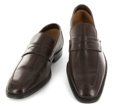 Sutor Mantellassi Brown Shoes - 7 US / 6 UK