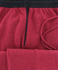 $1425 Svevo Parma Red Cashmere Sweatpants - (SV-0148AI14-V15D) - Parent