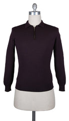 New $1125 Svevo Parma Purple Sweater - (6107SA13MP062371F) - Parent