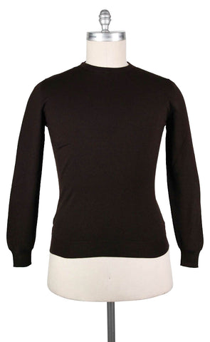 Svevo Parma Dark Brown Sweater