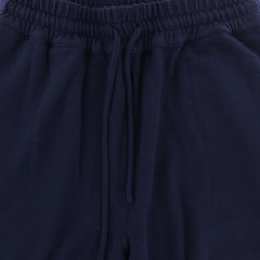 $1075 Svevo Parma Navy Blue Wool Sweatpants - (SV-4004SA12-V16B) - Parent