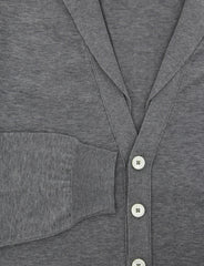 New $550 Svevo Parma Gray Sweater - Cardigan - (8288SE13MP00021103) - Parent