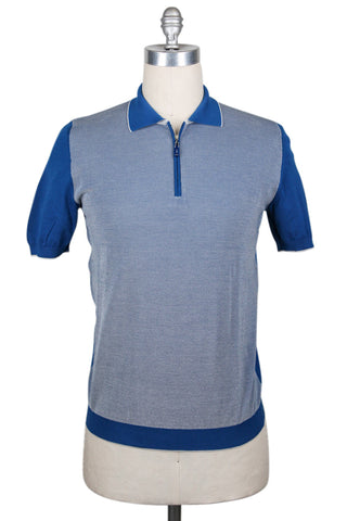 Svevo Parma Light Blue Polo