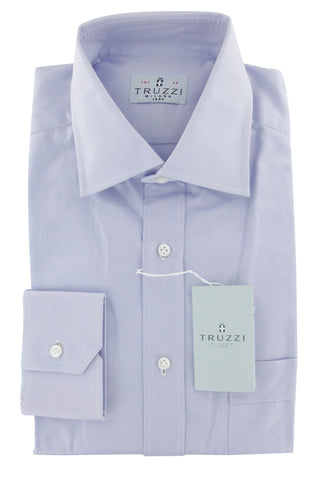 Truzzi Light Blue Shirt - Slim