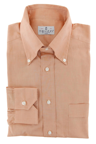 Truzzi Orange Shirt - Slim
