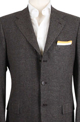 New $6000 Kiton Brown Sportcoat 42/52