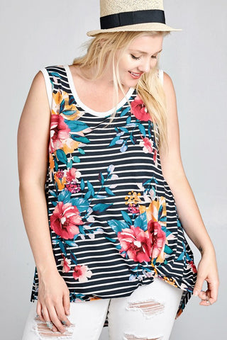 Maternity Plus Size Top