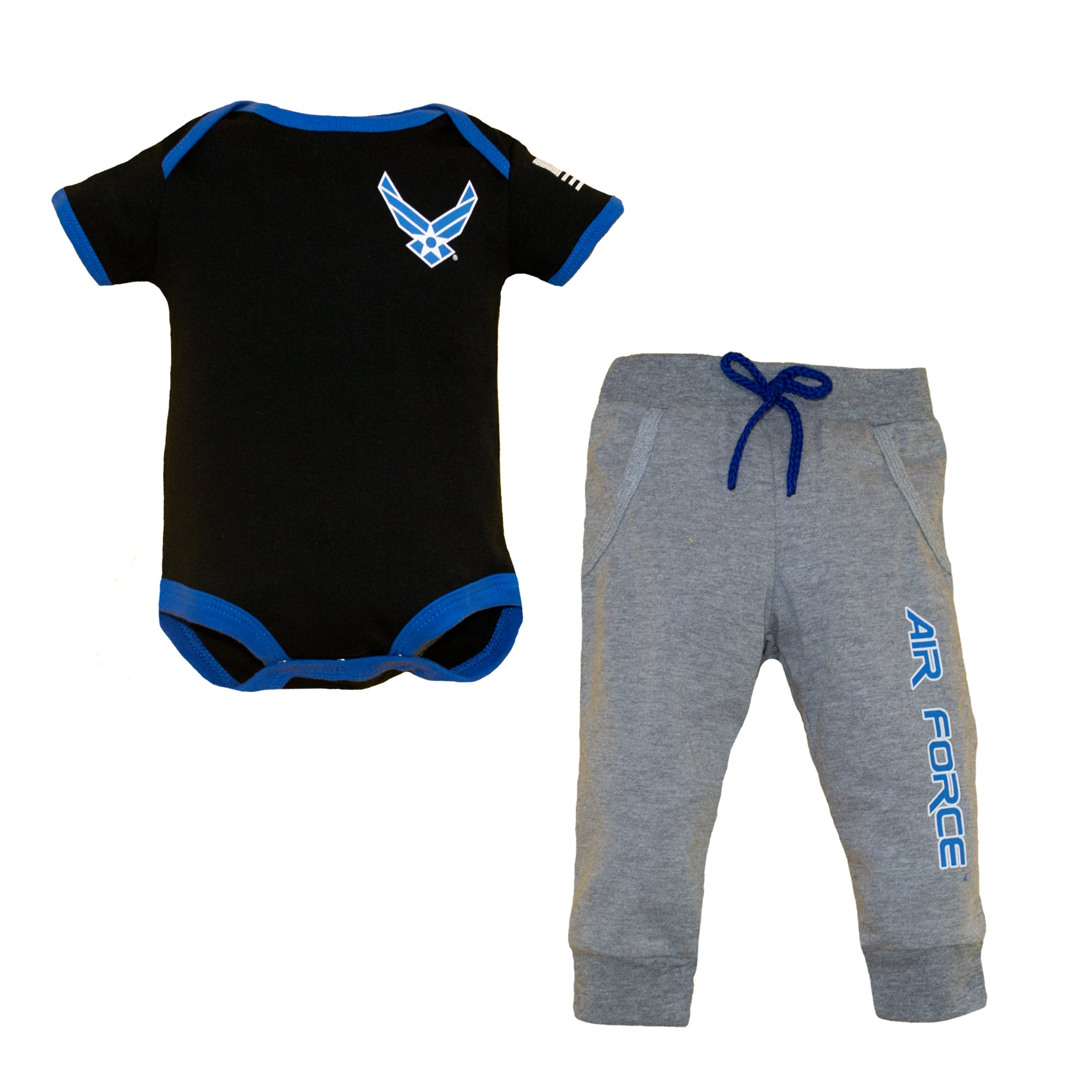 Air Force Infant 2pc Jogger Set Mom 2 Be