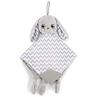 PLUSH PACIPAL TEETHER BLANKET