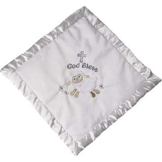 Christening Cozy Blanket