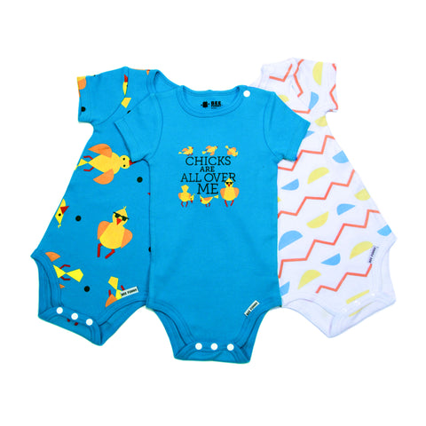 Bee Funny Baby 3 Pack