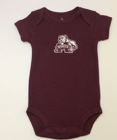 NCAA Licensed Mississippi State Onesie Creeper Crawler