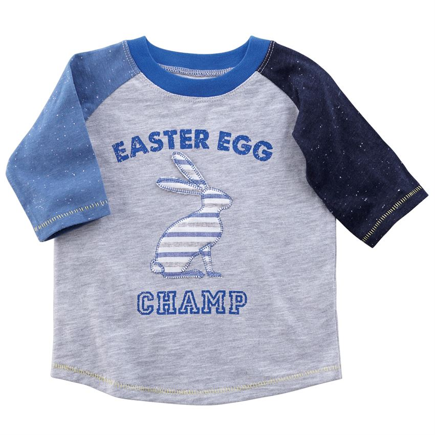 Mud Pie Egg Hunt champ t-shirt