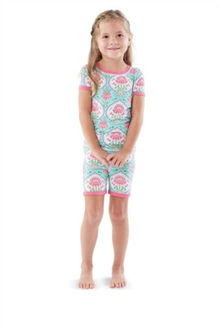 Mud Pie Floral Loungewear