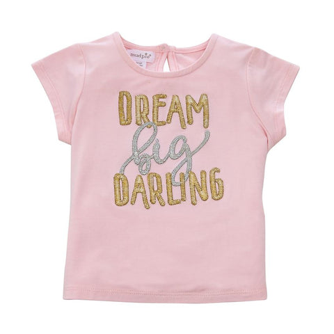 Mud Pie Dream Big Shirt