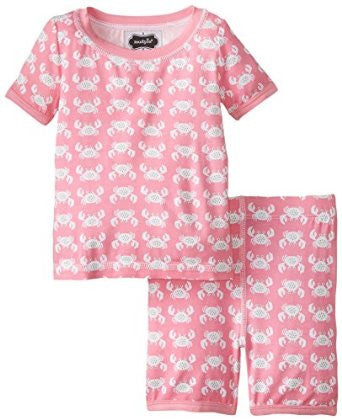 Mud Pie Crab Loungewear - Cache For Kids