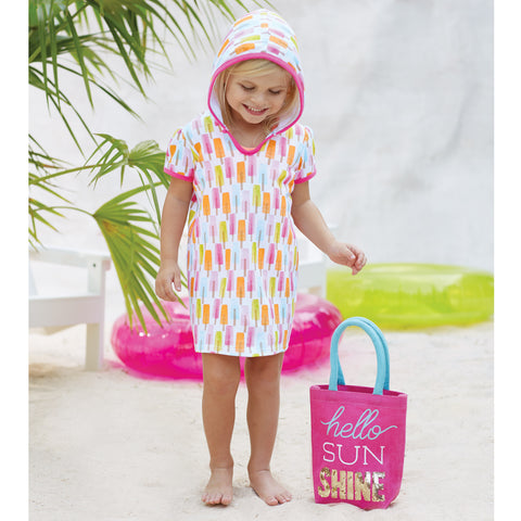 Mud Pie Popsicle Coverup