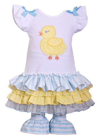 Bonnnie Jean yellow chick how cute!