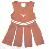 NCAA College Texas Cheer outfit