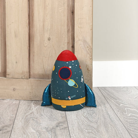 Spaceship Door Stop