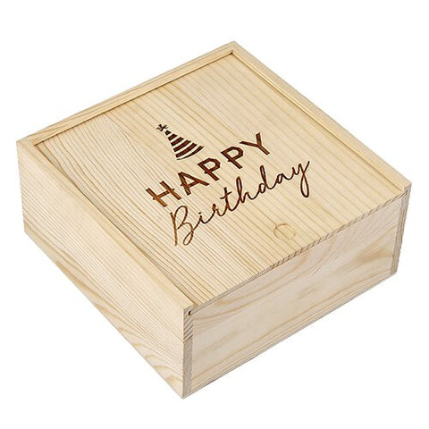 Medium Sweets Box - Birthday