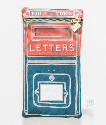 Parcel Post Pencil Bag
