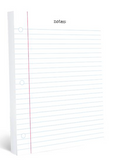 Large Notepad