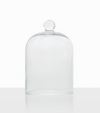 Glass Cloche W
