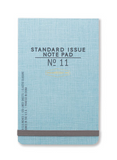 Standard Issue Note Pad No. 11