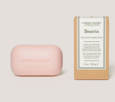 Caswell-Massey Beatrix Oversized Delux Castille Soap