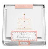 Gift Enclosures in Acrylic Box