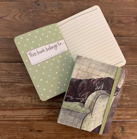 Buddy Chunky Notebook