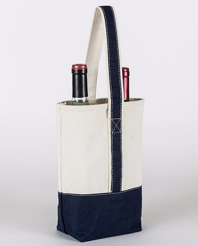 Deluxe Red/White Wine Tote