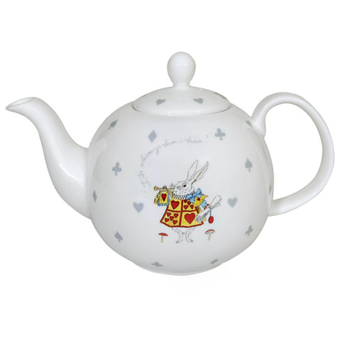 Alice in Wonderland Large Tea Pot