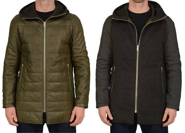 Seraphin France reversible jacket