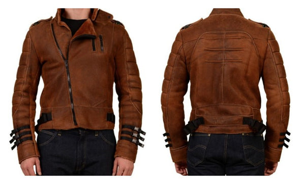 Dior Homme leather jacket for men
