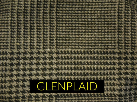 GLENPLAID check fabric pattern in men's sporting jackets