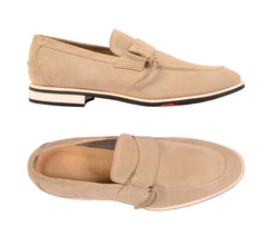 suede loafer by Kiton Napoli