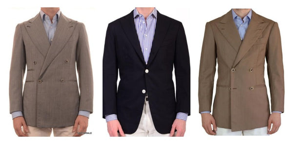 Chiaia Napoli bespoke suits and jackets