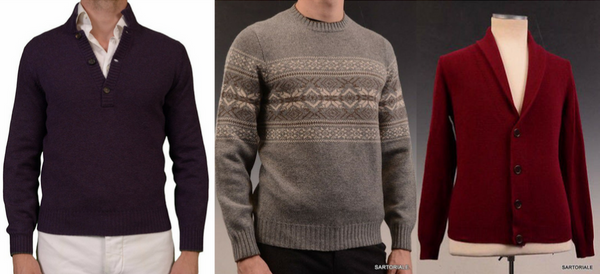 Cashmere sweaters for men winter 2016