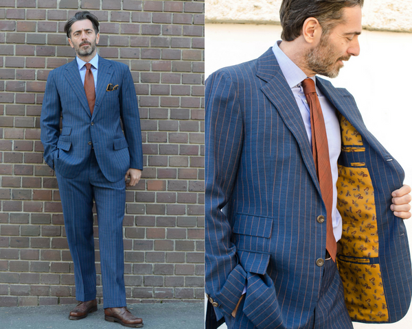 spring style for men at sartorial.com